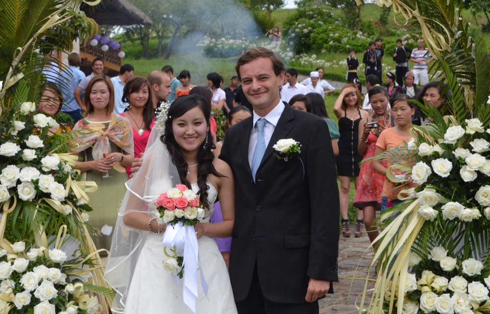 Sho, Our Black Hmong Guide and Friend, Gets Married! | On